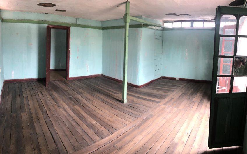 Casa Patrimonial en venta con 806 m2 de terreno